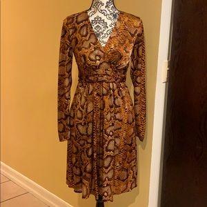 Altuzarra x Target - Snake Print Dress